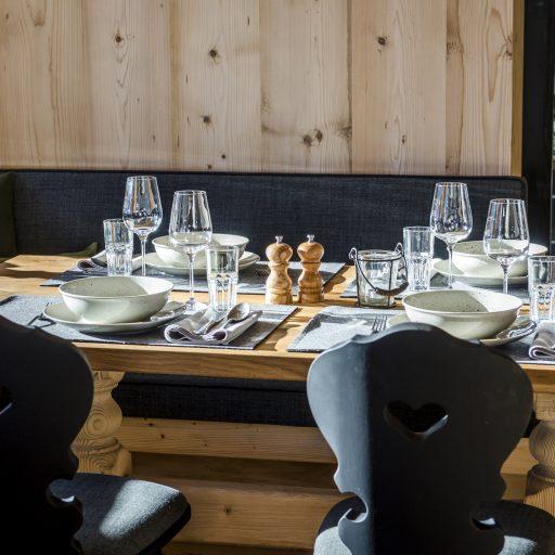 Alm Restaurant im Salzburger Land