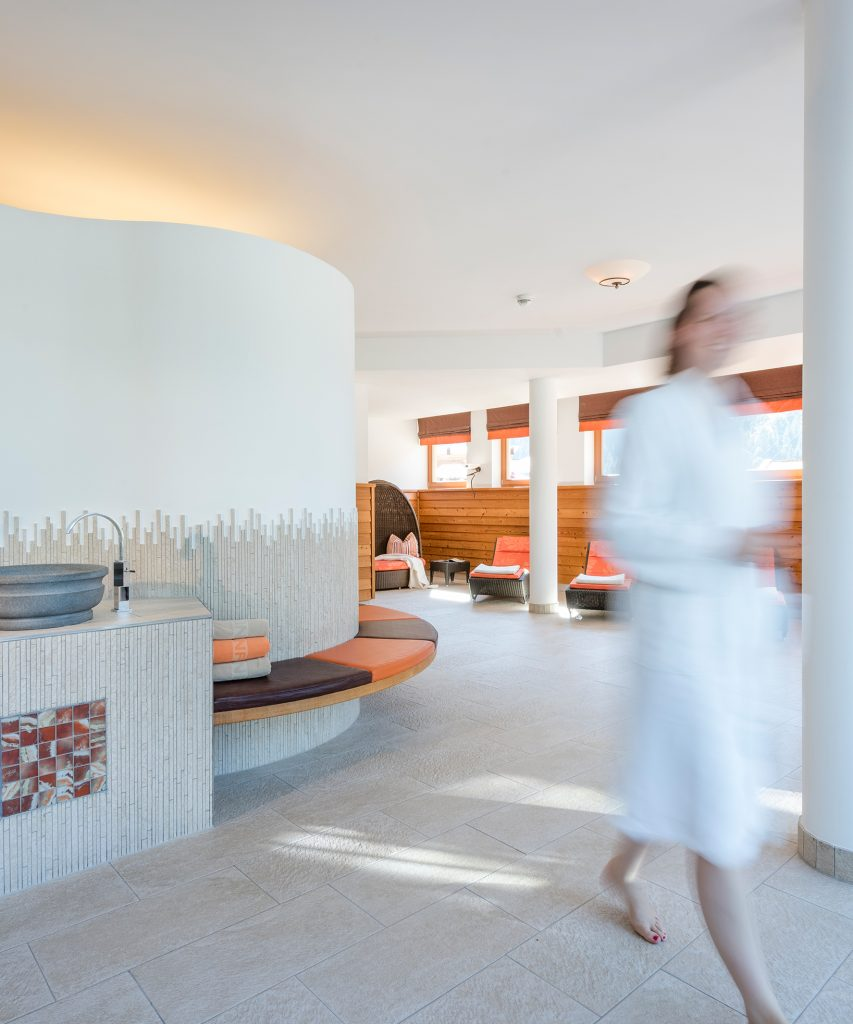 Wellness im Hotel in Saalbach-Hinterglemm