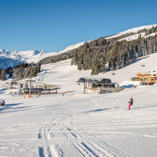 Wintersport in Saalbach-Hinterglemm