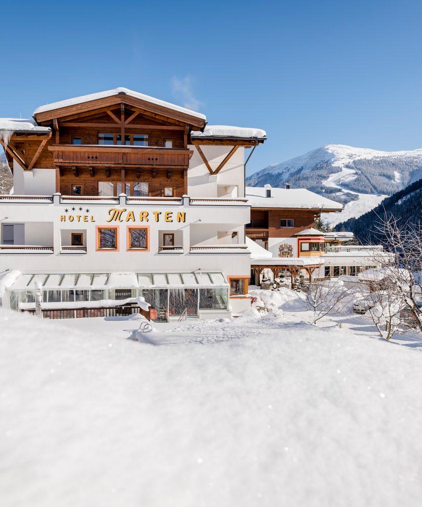 Winterurlaub im Hotel in Saalbach-Hinterglemm