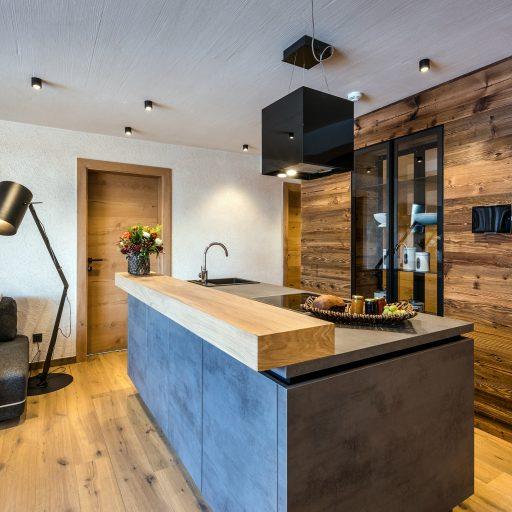 Appartement-Kueche in Saalbach-Hinterglemm